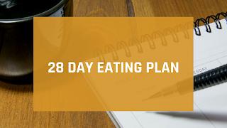 28 Day Eating Plan