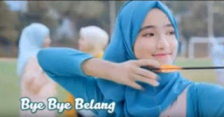 Nama Bintang Pemeran Iklan Hijab Fresh Halal Body Lotion