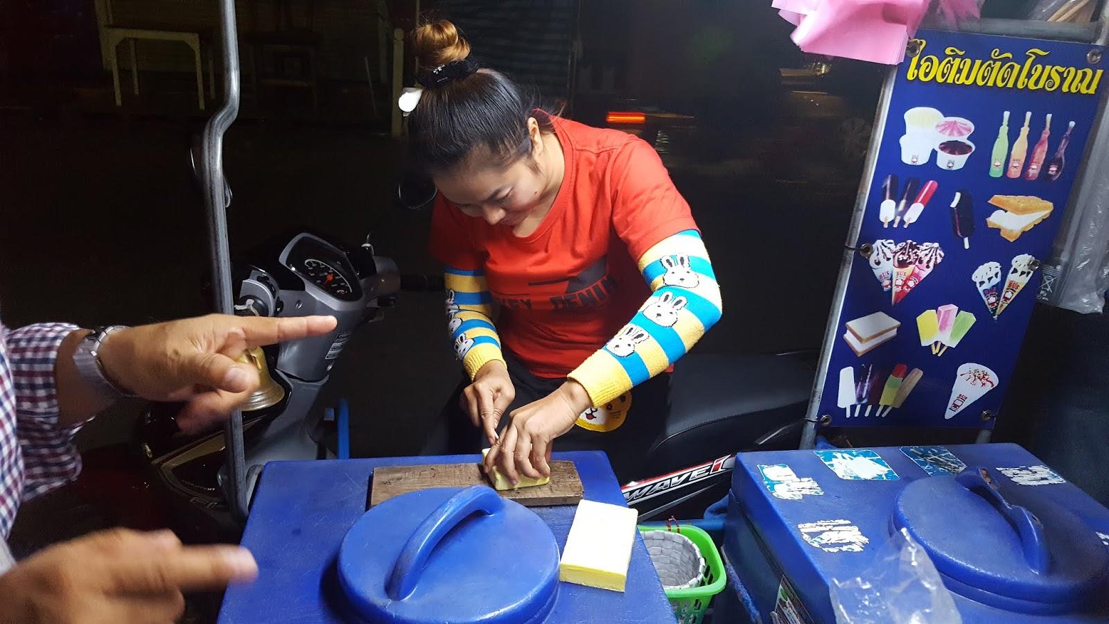 泰國-榴槤冰棒