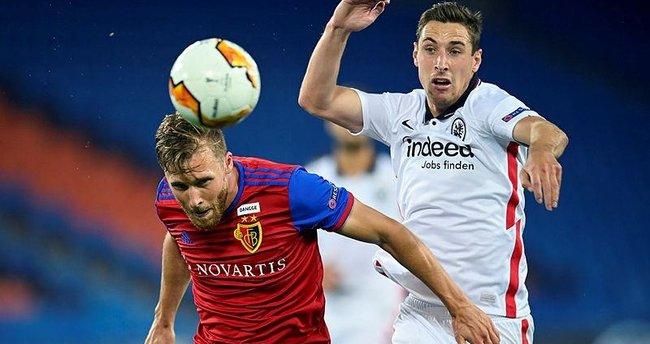 Video Basel 1-0 Eintracht Frankfurt