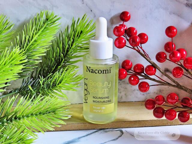 Nacomi Beauty Serum Odżywczo-nawilżające do twarzy