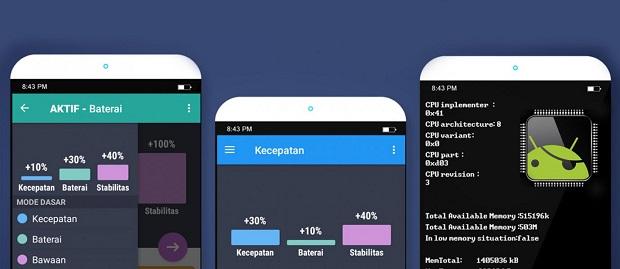 Smartphone anda Lemot ? Ini Dia Cara Mudah Meringankan Android dengan Root Booster
