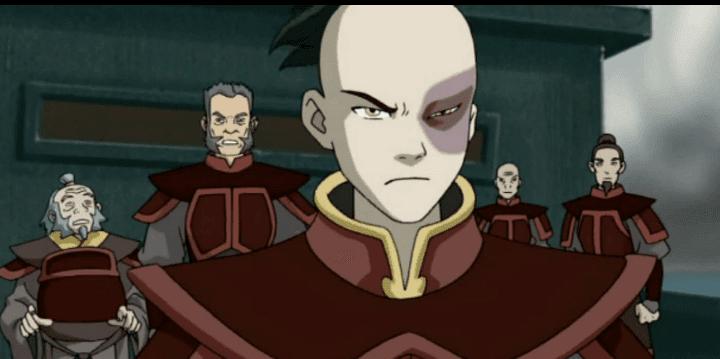 Los fanáticos siempre se han preguntado por qué el cabello de Zuko era tan terrible en el Libro 1 y The Rise of Kyoshi ha proporcionado una respuesta sorprendente.