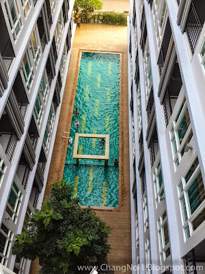 Staying at the The Ozone Boutique Hotel in Udon Thani