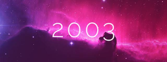 2003 год кого ? 2003 год какого животного ?