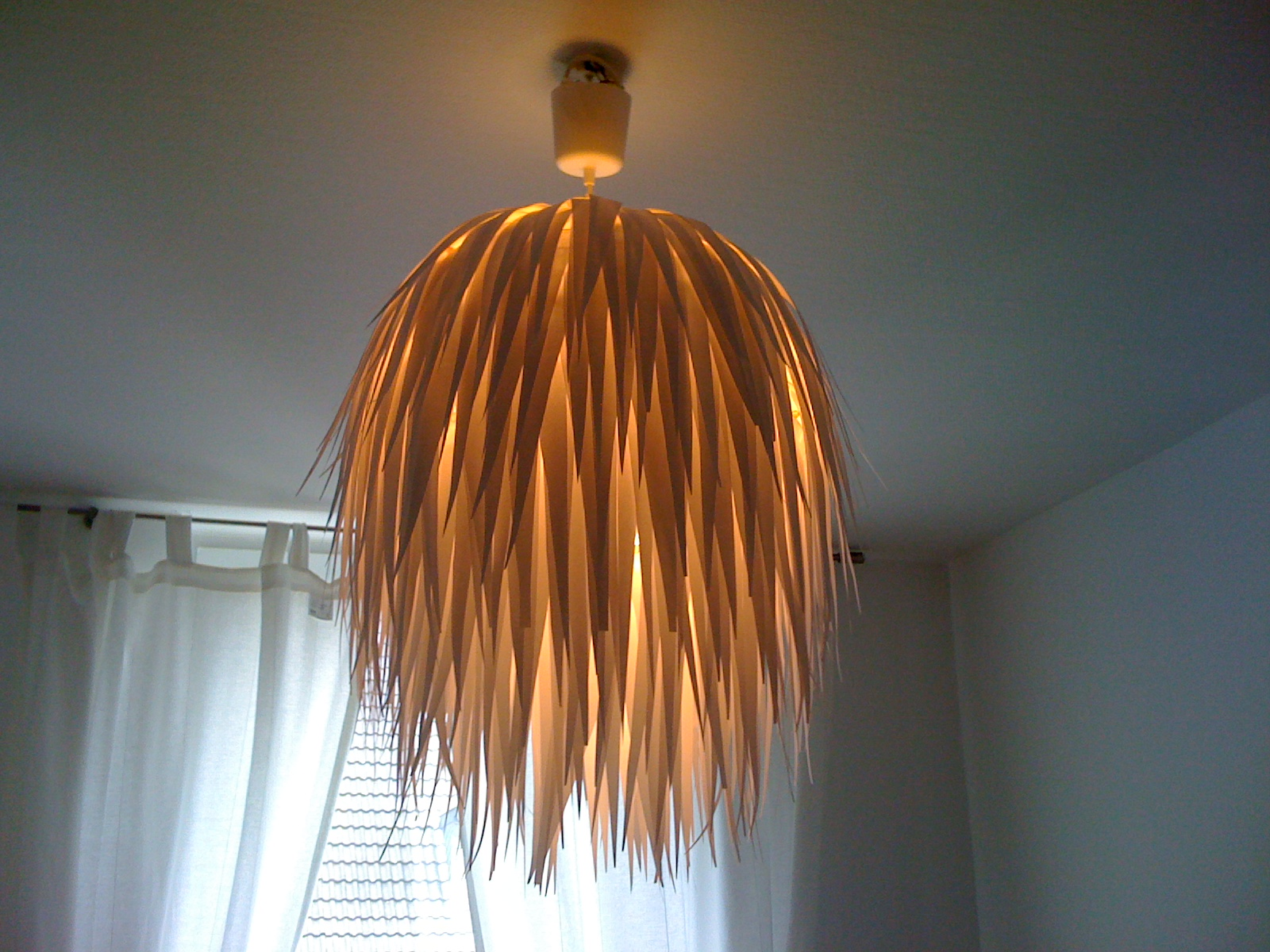 kuchen karla it s monstertime eine unheimlich niedliche diy lampe. Black Bedroom Furniture Sets. Home Design Ideas