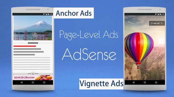 Cara Memindahkan Tampilan Anchor Ads Melayang diatas Layar ke Bagian Bawah Layar Blogger