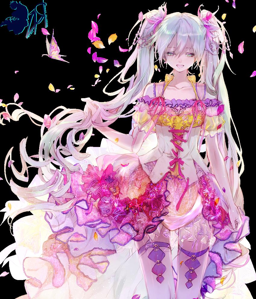 RENDER Miku Hatsune