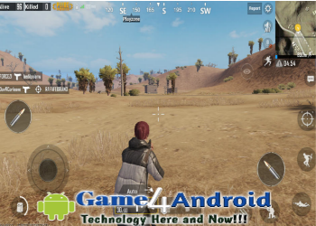 Features of PUBG Mobile apk