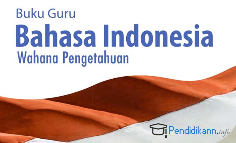 Buku Paket Bahasa Indonesia Kelas 9 Kurikulum 2013
