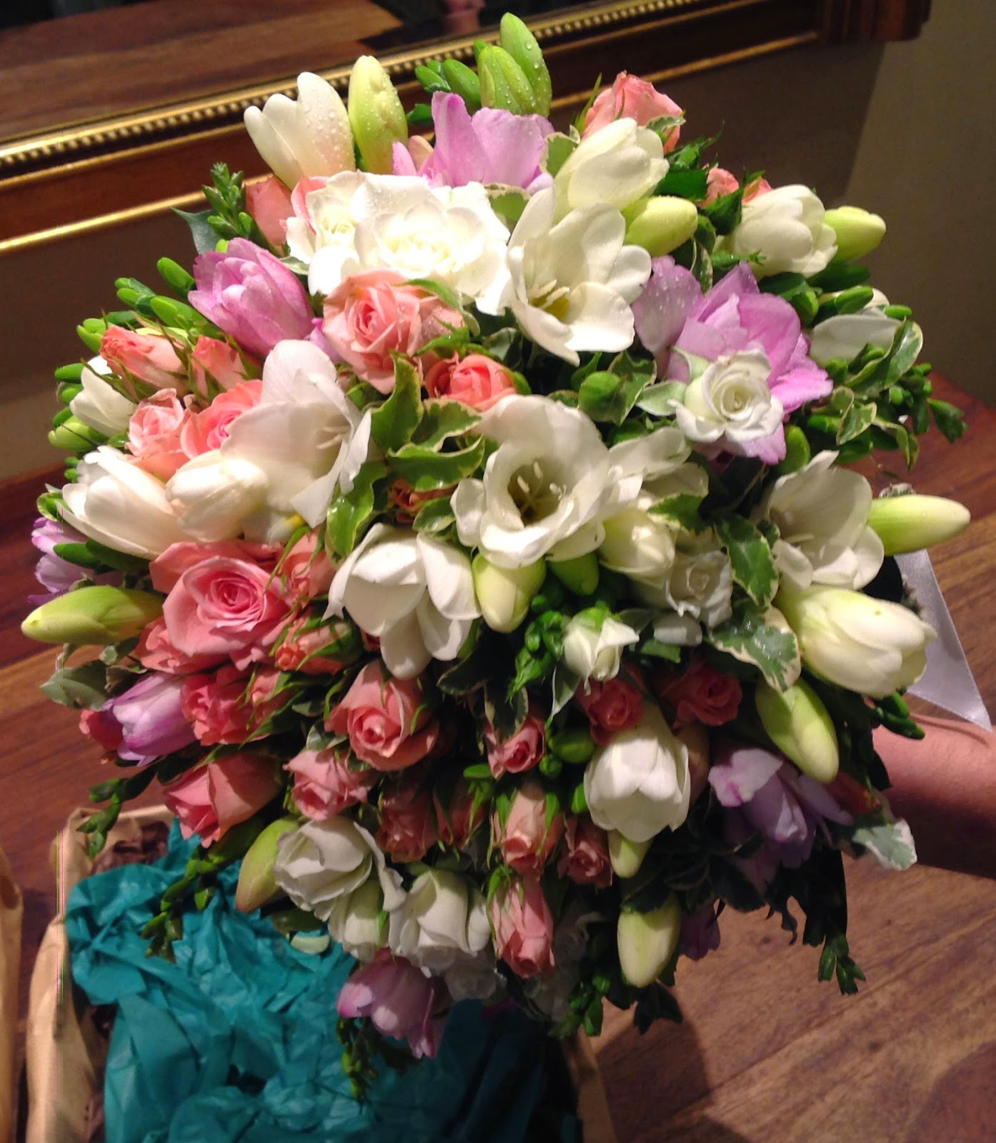 Wedding Flowers Suffolk: Tolly's Flowers