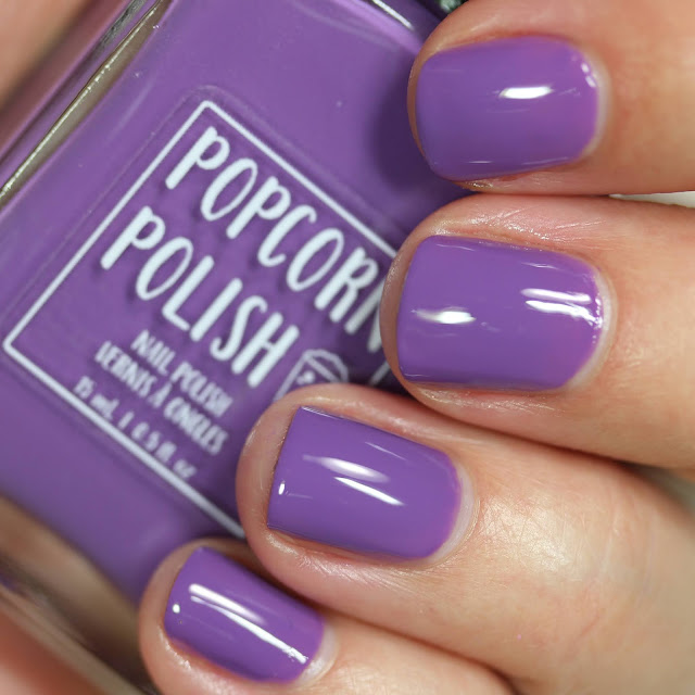 Popcorn Polish Lights Out swatch
