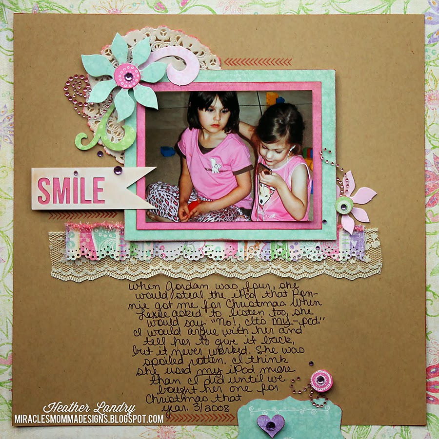 Sisters_iPod_Crate Paper_Lace_Scrapbook