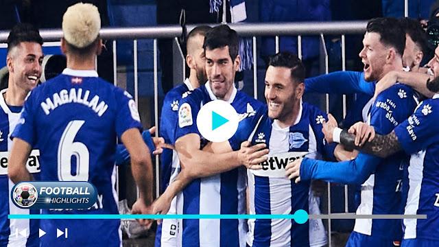 Deportivo Alavés vs SD Eibar – Highlights