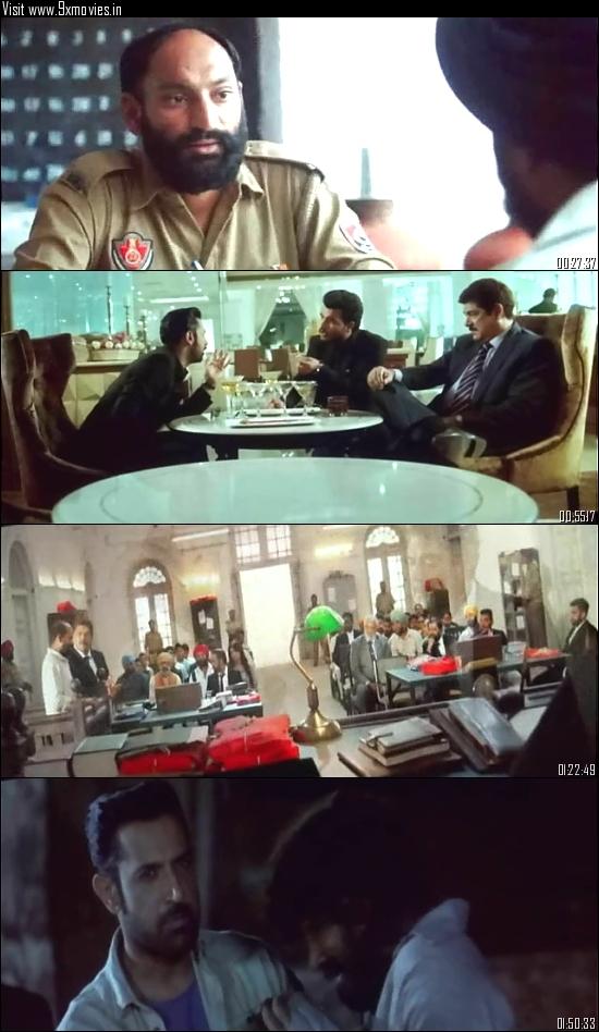 Kaptaan 2016 Punjabi DVDScr x264 700MB
