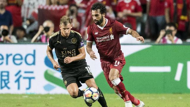 Gol Kedua Pemain Liverpool ini Menaklukkan Leicester City