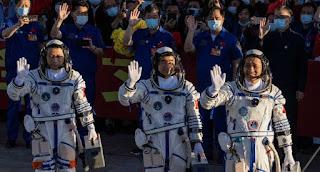 Giấc mơ của Elon Musk muốn NASA và Trung Quốc hợp tác trong không gian
