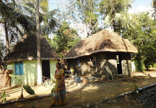 SEVAI Promotes Rural Tourism, Amoor cottages in Trichy District, Tamilnadu.
