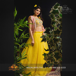 Angalakruthi Boutique Ladies And Kids Designer Boutique In Bangalore