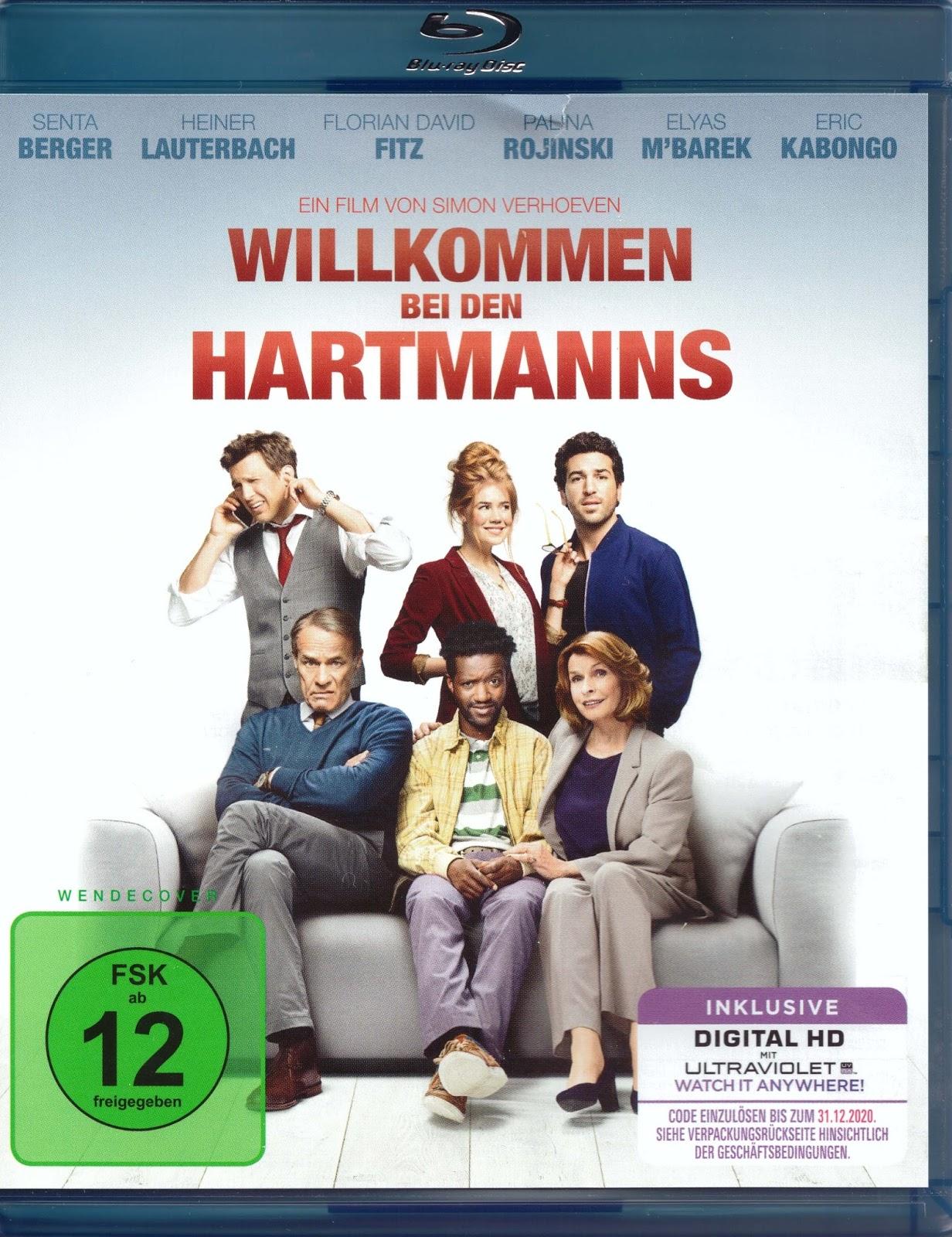 Ami im Schwabenland: Film Review: Willkommen bei den Hartmanns