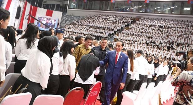 Indonesia Akan Jadi Negara Maju Jika Punya Birokrat-Birokrat Handal