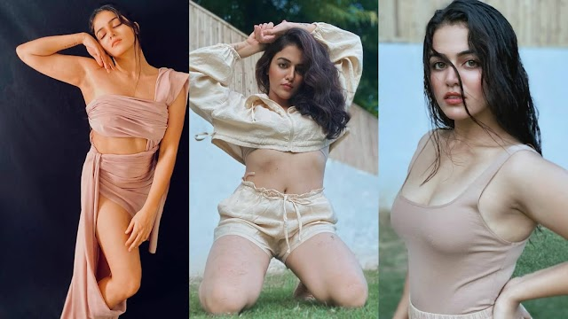 Wamiqa Gabbi Latest Hot Photos