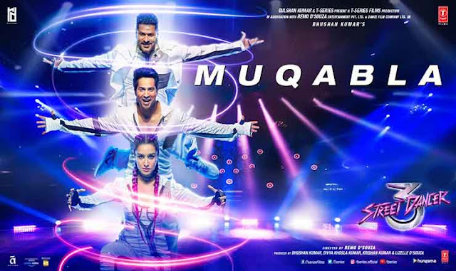 Muqabla Lyrics In Hindi - Street Dancer 3D