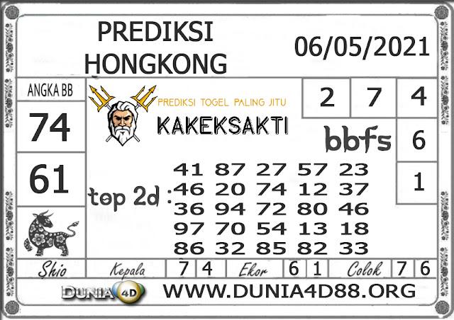 Prediksi Togel HONGKONG DUNIA4D 06 MEI 2021