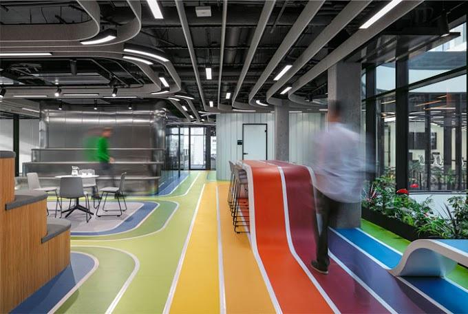 Dinamik ve Modern Ofis Tasarımı