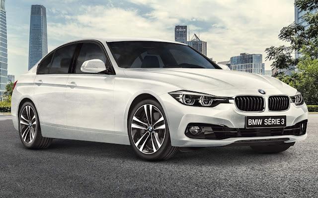 BMW Série 3 2018 - preços