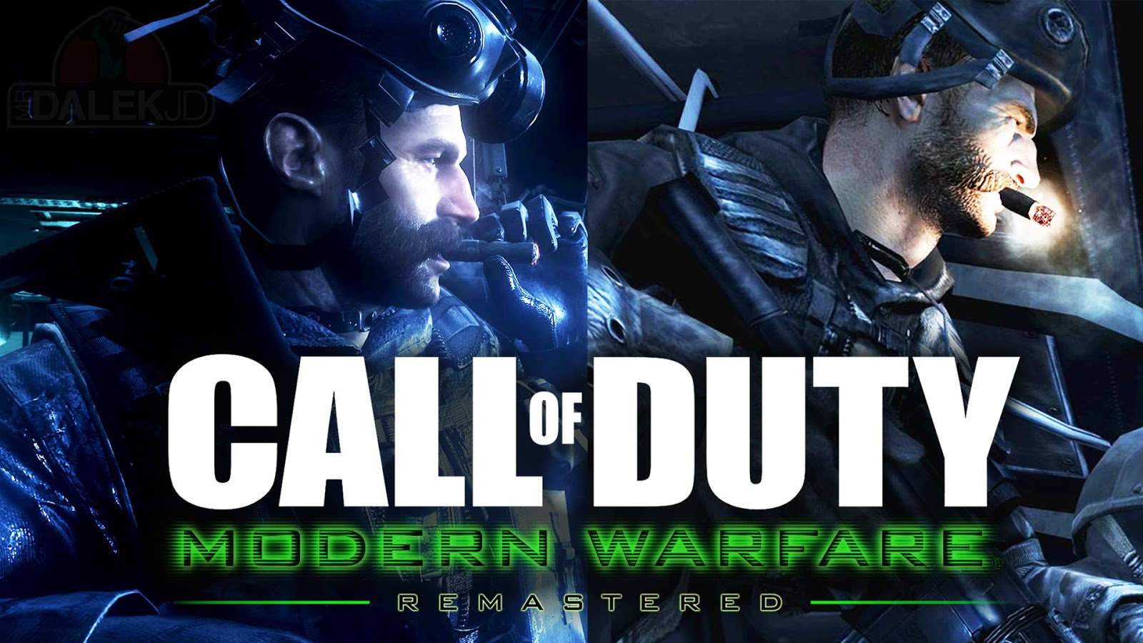 Call of Duty 4 Modern Warfare Remastered PC Game - Free