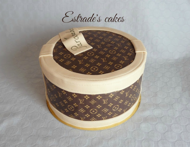 Tarta neceser de Louis Vuitton 4