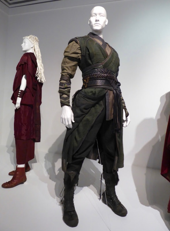Baron Mordo Doctor Strange movie costume