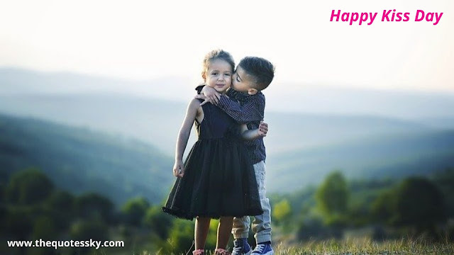 {67+ Inspiring} kissing Quotes, Status ,Wishes and Captions for Friends