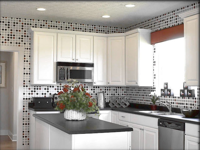 Dapur Monokrom Yang Minimalis Dan Nyaman Dapur Monokrom Yang Minimalis Dan Nyaman