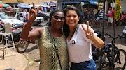 E foi no mercado de Pedreiras que Vanessa Maia deu o ponta pé Inicial na campanha eleitoral