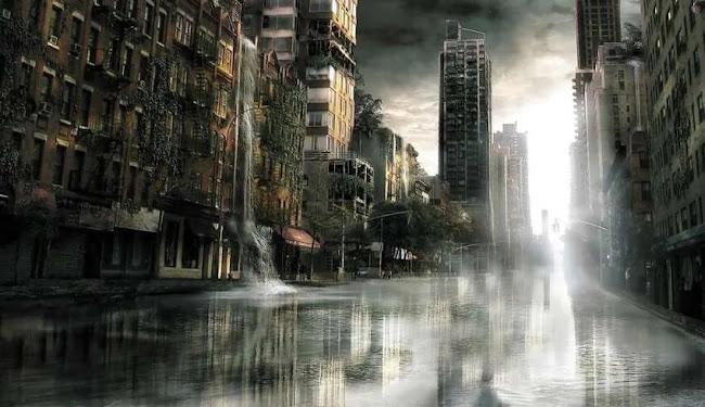 Μια προφητεία της δεκαετίας του 1990 λέει ότι ο κόσμος θα τελειώσει όταν οι πόλεις αρχίσουν να κλείνουν