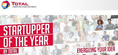 Startupper Of The Year By TOTAL Challenge