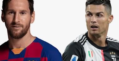GENEROSIDADE: Cristiano Ronaldo e Messi intensificam a luta contra o coronavírus com uma enorme doação de € 1 milhão para hospitais