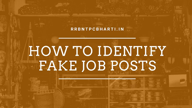 How to Identify Fake Job Posts
