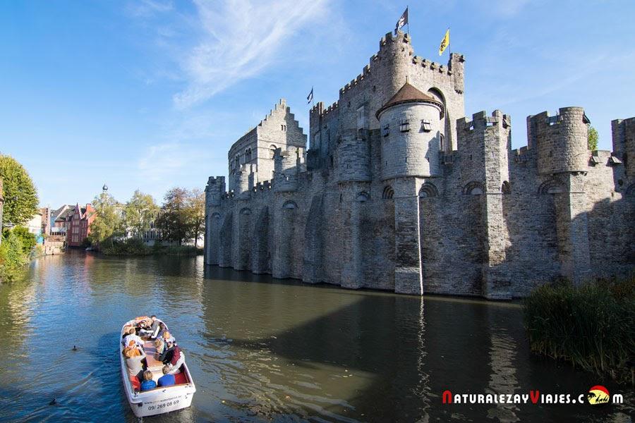 Castillo de Gravensteen, Gante