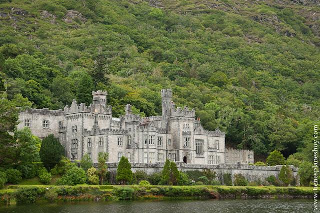 Abadía de Kylemore Parque Connemara Irlanda