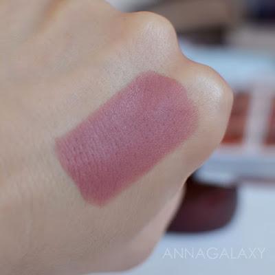 Свотчи Faberlic Velvet Kiss губная помада 40577 розовый нюд