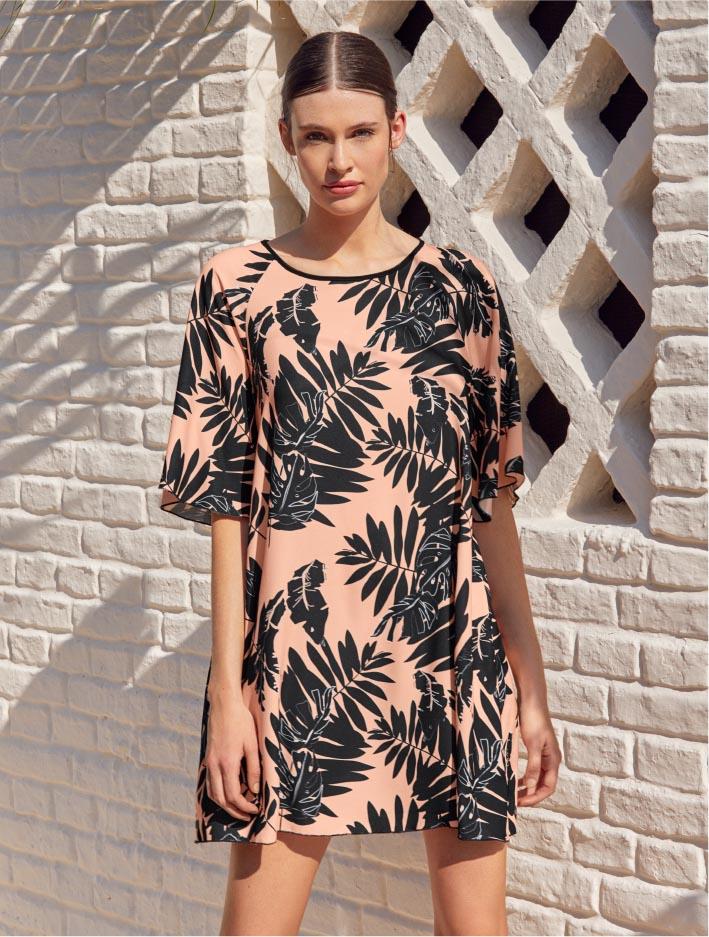 Vestidos holgados 2021 moda