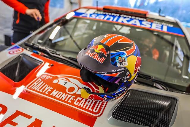 WRC Monaco 2021