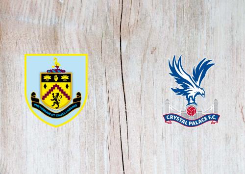 Burnley vs Crystal Palace -Highlights 30 November 2019