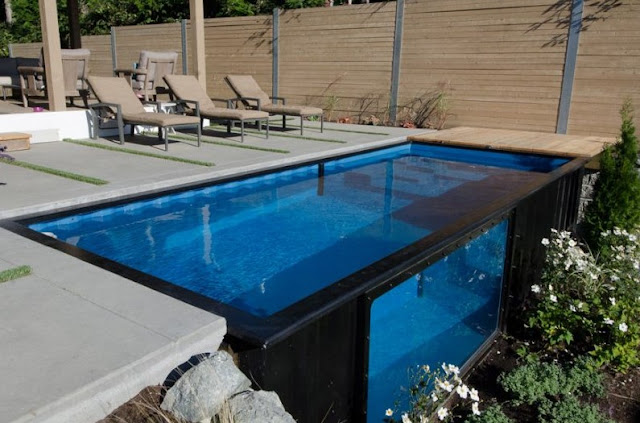 Modern Pool Images You'll Love