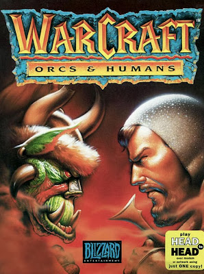 Warcraft Original Game Cover