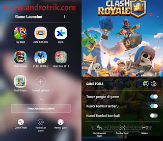 Game Tools Samsung Android