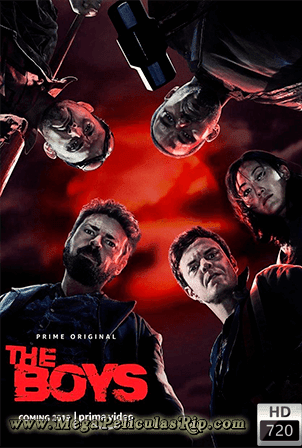 The Boys Temporada 1 [720p] [Latino-Ingles] [MEGA]